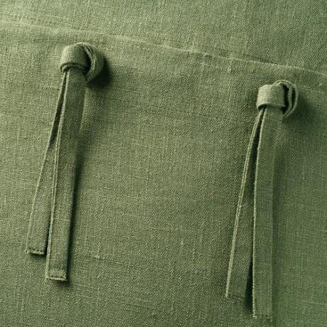 Чехол на подушку АЙНА зеленый фото 0