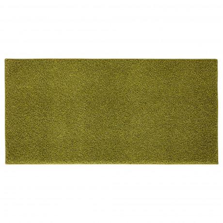 Ковер, длинный ворс АЛЛЕРСЛЕВ светло-зеленый фото 2
